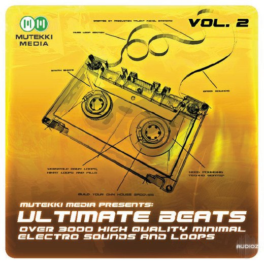 Mutekki Media Ultimate Beats Vol 2 MULTiFORMAT DVDR-DYNAMiCS